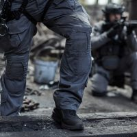 Buty taktyczne Phantom ćwiczenia jednostek specjalnych czeskiej Policji (3)
