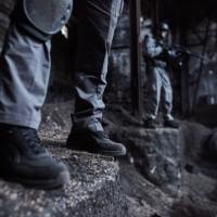 Buty taktyczne Phantom ćwiczenia jednostek specjalnych czeskiej Policji (7)