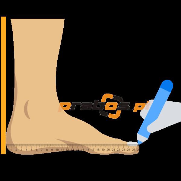 dobór rozmiaru butów trekkingowych i wojskowych