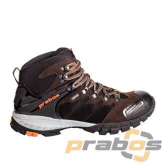 Nieprzemakalne buty trekkingowe za kostkę - API z GTX i Vibram