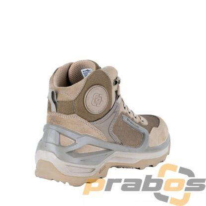 Lekkie buty taktyczne bez membrany Prabos z lekkiego materialu SHADOW MID Sandstorm 90376-013