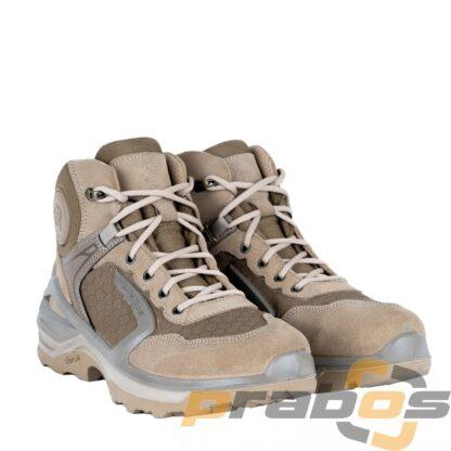 Sportowe oddychające buty taktyczne na gorące lato za kostkę SHADOW MID Sandstorm