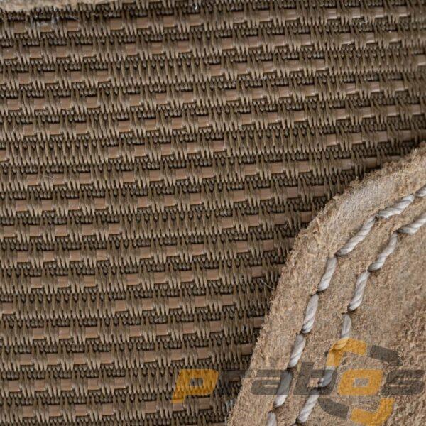 PUTEK HEXAGON supernowoczesny materiał, z którego wykonaliśmy cholewki butów