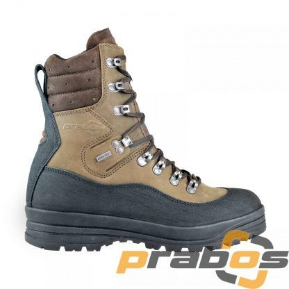 Męskie wysokie buty trekkingowe